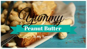 Delicious Sandwich with Peanut Butter