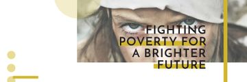 Citation about Fighting poverty for a brighter future