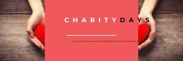 Charity Days Annoucement