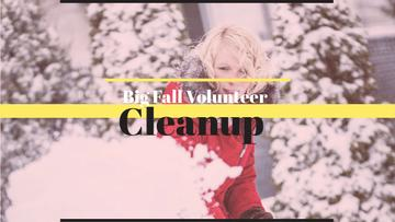 Winter Volunteer clean up