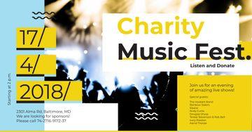 Charity Music Fest Annoucement