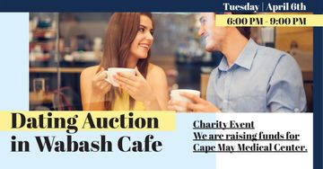 Dating Charity Auction Annoucement