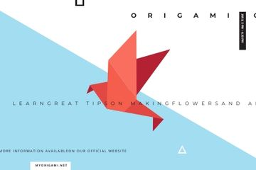 Origami class Annoucement