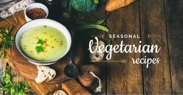 Seasonal vegetarian recipes with Veggie Dishes