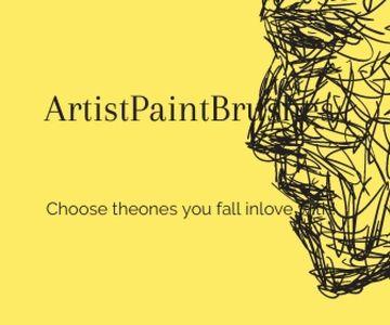 Artist Paint Brushes