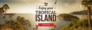Enjoy your tropical island vacation