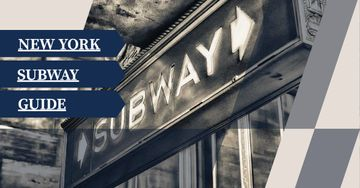 New York subway guide