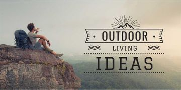 outdoor living ideas banner