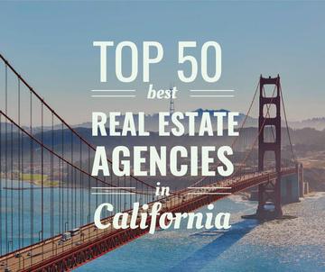 Real estate agencies in California ad