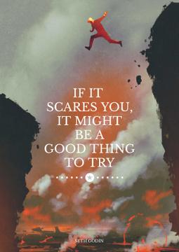 Extreme motivation poster