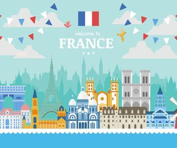 France famous travelling spots
