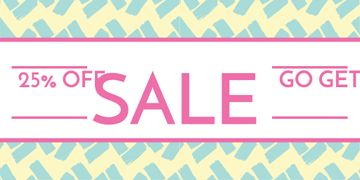 Sale Announcement on Bright Pattern