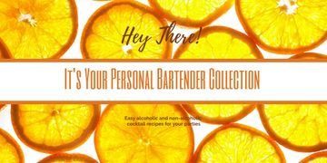 Personal bartender collection advertisement