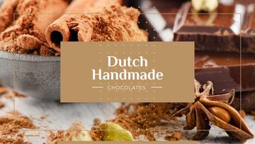 Dutch handmade chocolates