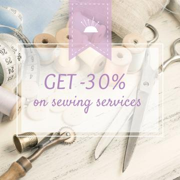 Sewing services Sale