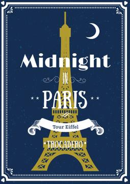 Midnight in Paris card