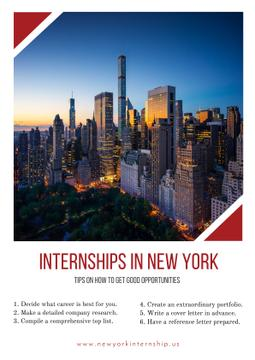 Internships in New York