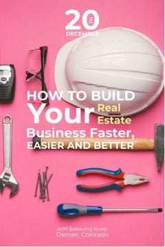 Building Business Construction Tools on Pink