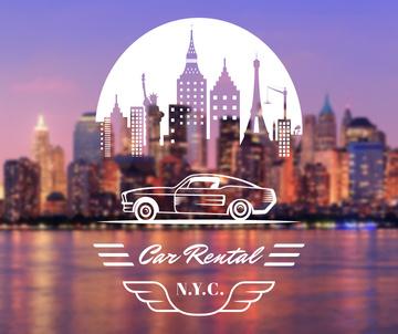 Car rental Services on Night City