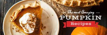 Pumpkin recipes Ad