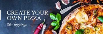 Сreate your own pizza