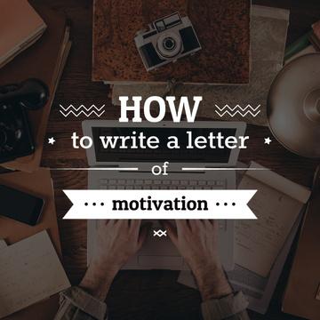 Motivation Letter writing Tips