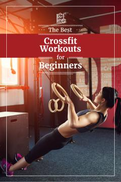 Сrossfit workout for beginners