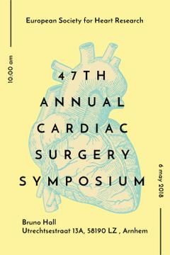 Annual cardiac surgery symposium