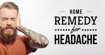 Home remedy for headache