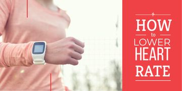 How to lower heart rate