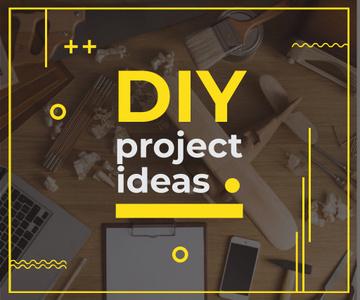 Diy project ideas banner