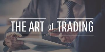 Art of trading poster