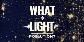 Light pollution Ad