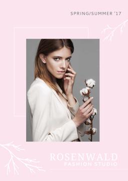 Fashion studio collection ad