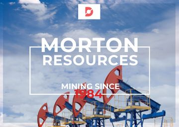Morton resources advertisement