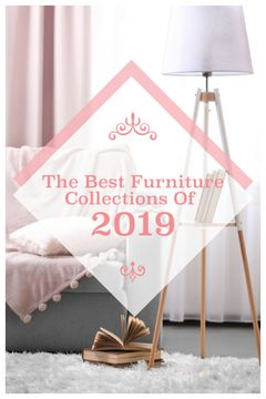 Furniture Offer Cozy Interior in Light Colors
