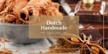 Dutch handmade chocolate