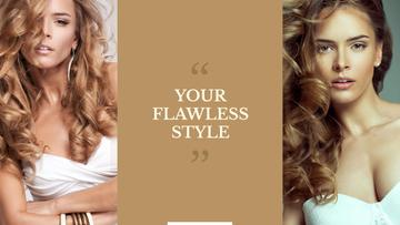 Style Quote Woman with Blonde Hair