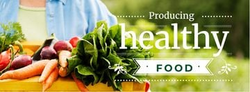 Producing healthy Food