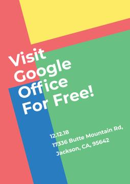 Visit Google Office for free