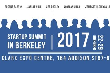 Startup summit in Berkeley