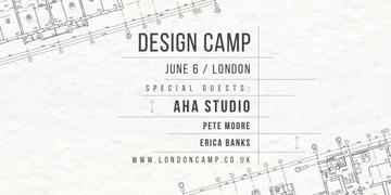 Design camp in London
