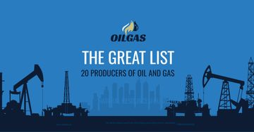 Producers of oil and gas