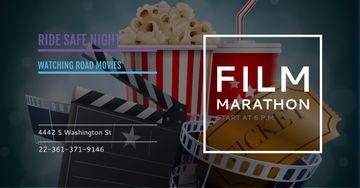 Film marathon night Annoucement