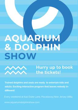 Aquarium and Dolphin show