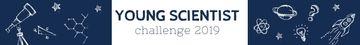 Young scientist challenge banner