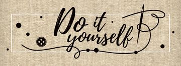 Do it yourself inspirational Quote