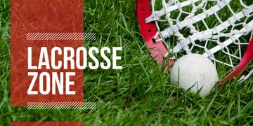 lacrosse zone poster
