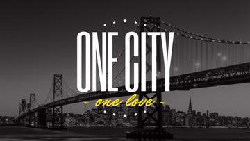 New York Night City View