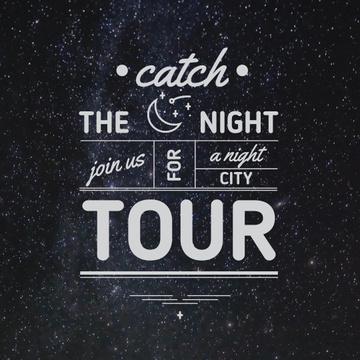 Night city tour Announcement